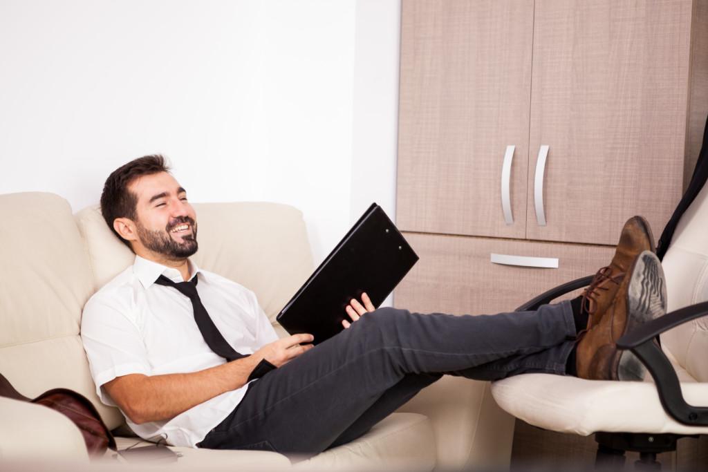 ストレスを貯めない仕事のこなし方